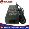 12v4a power adapter for north & south american markets with CE FCC SAA C-Tick RoHS UL certificates