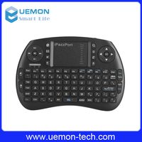 2.4g mini fly air gyro mouse wireless keyboard I8 Details