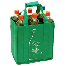 Promotion christmas craft water bottle/bag, 6 reisenthel bottle wine bag price