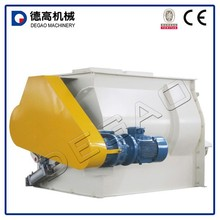 Animal feed mill mixer with CE