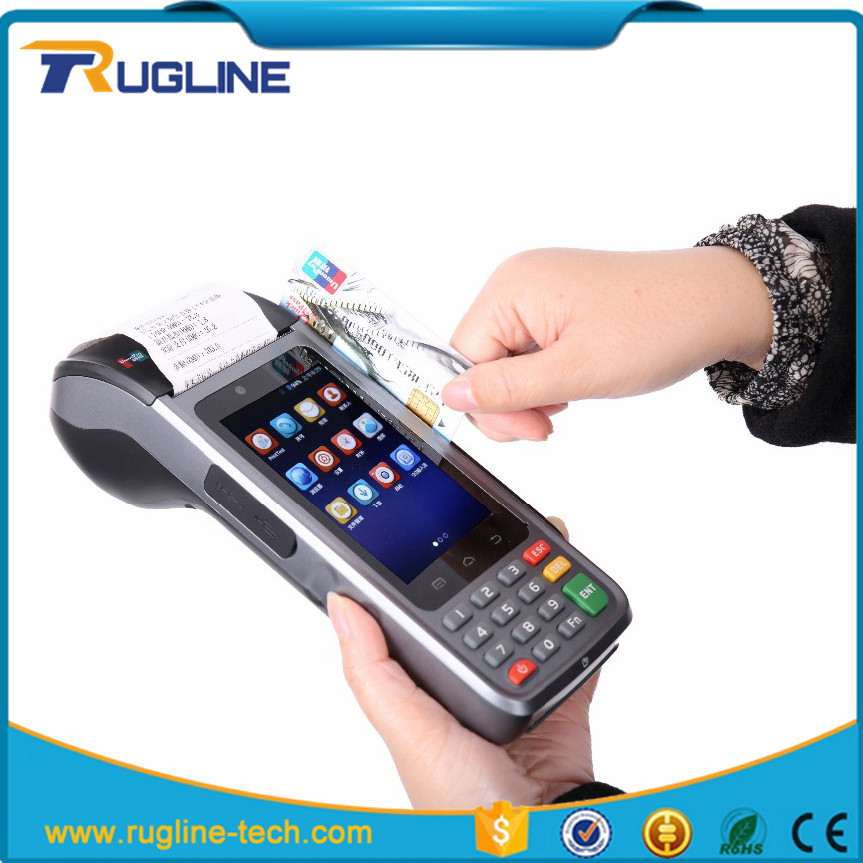 Android Portable mini restaurant used cordless pos 80 printer thermal driver