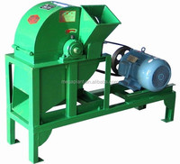 waste hard wood tree branch woods crusher