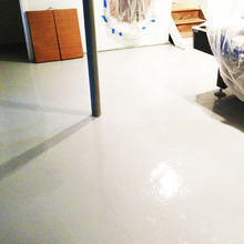 High gloss basement epoxy floor enamel paint