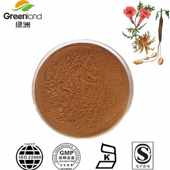 Hot Selling 1%~5% Harpagoside Devil's Claw Extract With Our Own Factory
