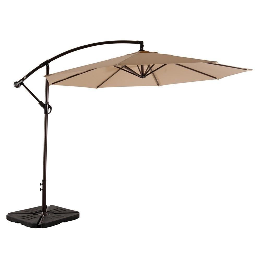 Small Cantilever Patio Umbrella Coolaroo 10 Cantilever