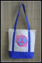 2013 customized tote bags promotion with printing