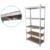 Heavy duty stainless steel storage shelf system for sale