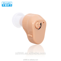 CE&Rohs invisible CIC hearing aid,hearing assistive device