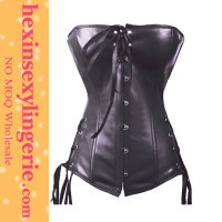 New arrive cheap women ladies leather catsuit for women