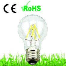 CE RoHS UL Approved led light bulb Vintage style home lights 7w light led lamps led filament bulb ul