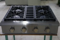 30'' CSA approval cooktop in 4 burners