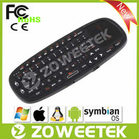 USB Game Keyboard with Touchpad for PS3 Controller