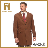 Fashion handsome high quality custom made trench coats for men