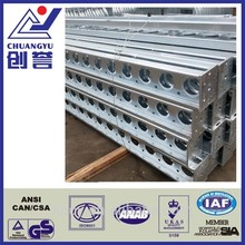 Hot-Dip Galvanized Steel Soldier Beam Made In China
