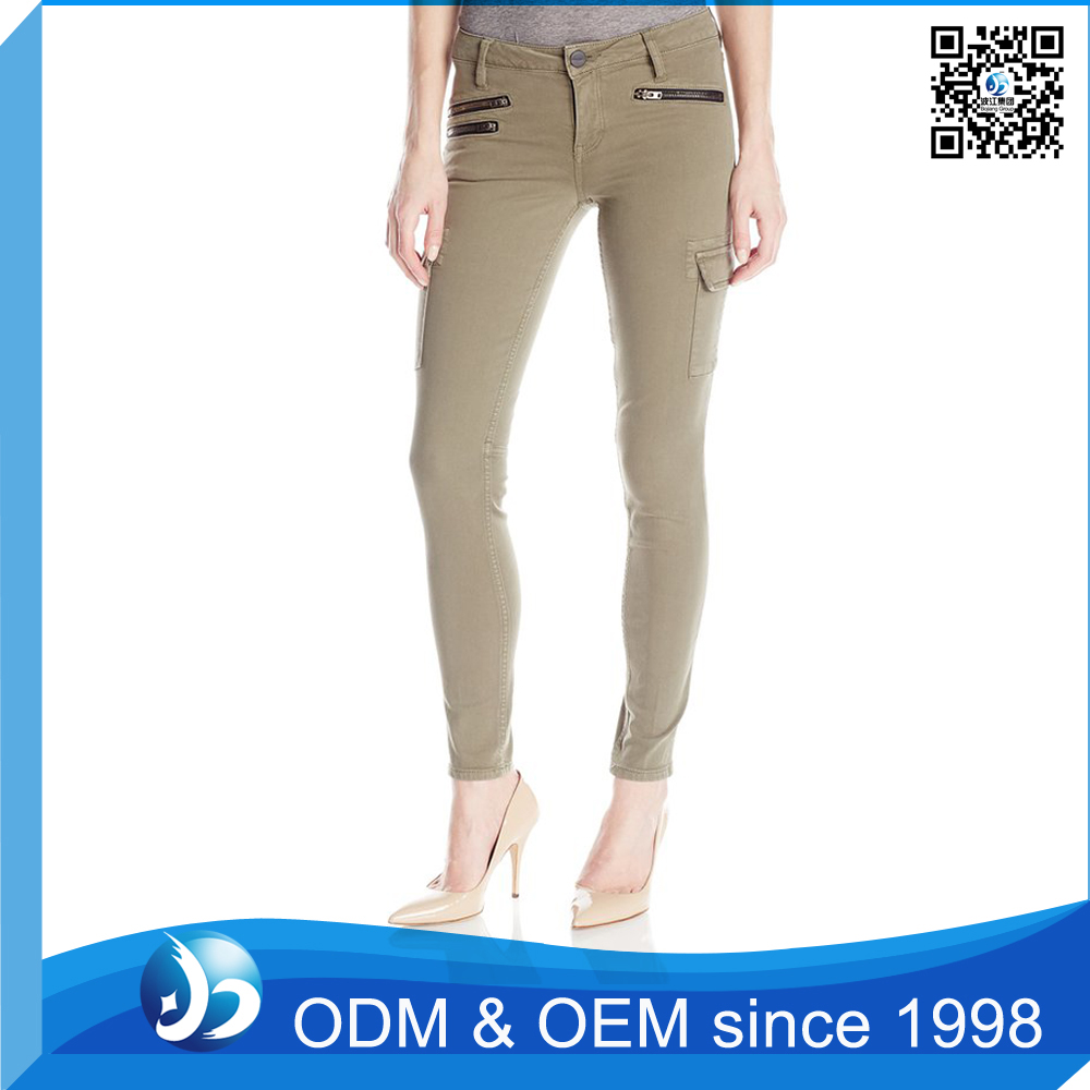 Ladies Sexy Sheer Hot ,Latest Women s Fashion Cargo Pants