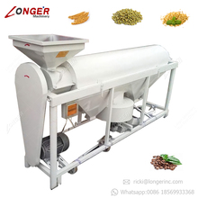 Automatic Green Mung Beans Water Melon Bird Seed Corn Polishing Buckwheat Maize Polisher Machine Sesame Seed Cleaning Machines