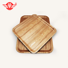 Best Price Willow Wood and Paper Buffet Tray