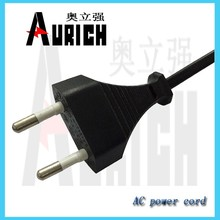 table lamp switch VDE 2pin salt power cords