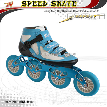 Professional free style inline skate, roller skate for kids, small size inline speed skate size 30-47