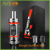 Top selling subtank mini vaporizer/ kanger subtank mini/mini subtank subtank mini o ring offer huge vapor