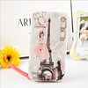 Fashion Design Multifunctions Print Metal Frame Wallet Women/Phone Wallets/Lady Clutch Wallet