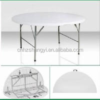 Folding Round Table And Chairs For