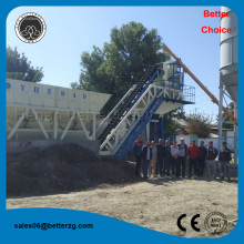 Capacity 50 m3/h Mobile Concrete Batching Plant Suppliers
