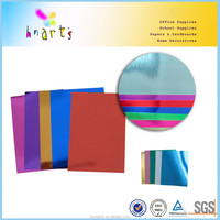 colorful metallic cardstock,pet coated metallic cardboard,metallic color cardboard
