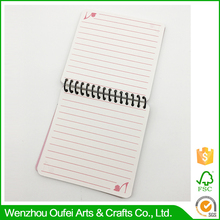 Fast delivery exercise book notebook