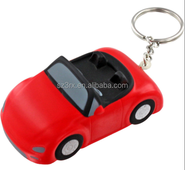 Car shaped keychain, custom pvc keychain, personalized key chains