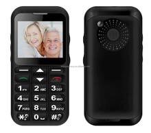 2014 New enjoy mobile big button quad band senior cell phone W82
