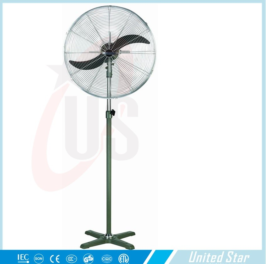 powerful design industrial fan with Aluminum CAD blade