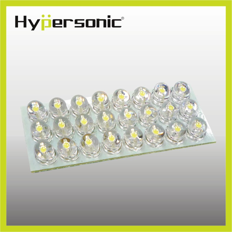 Hypersonic HPR610 Bright Led dome Auto lamp