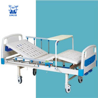 Wholesale adjustable electric 3 functions medical hospital bed for sale only factory price