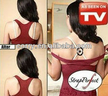 Strap Perfect As Seen On TV/New Women Bra strap Invisibility Up Bra Strap perfect Buckle