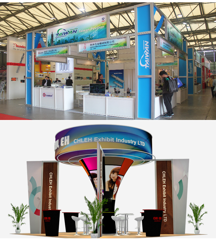 Modern Exhibition Booth : Modern aluminum china exhibition booth design buy