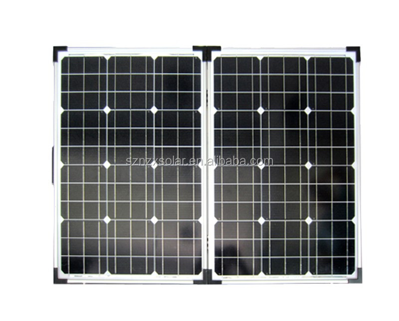 Direct Buy China 100w Foldable Solar Panel with Good Quality for Caravan Boat