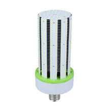 Fin aluminum heat dissipation system ce approved e40 led corn bulb light 120w