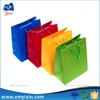 Factory cheap price sale paper gift t shirt packaging bag