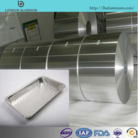 8011 3003 aluminum container foil for producing food containers