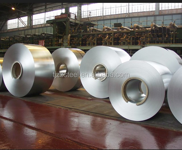 ST12 CRC Cold Rolled Steel Coil