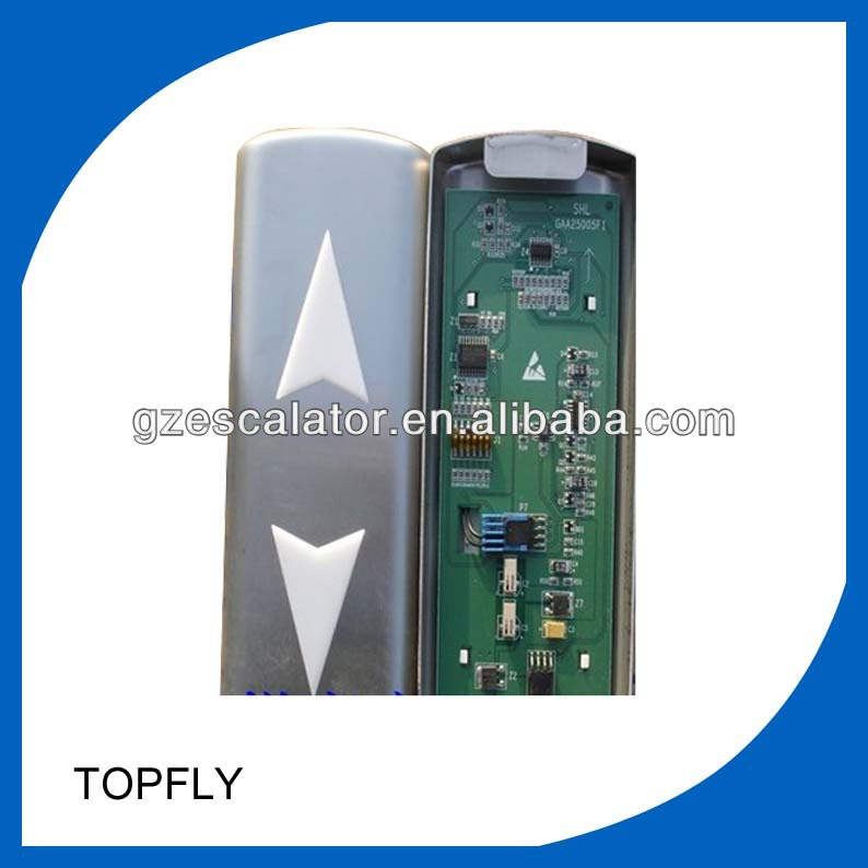 TOPFLY elevator SHL gong GAA25005F1 Elevator parts price