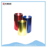 High quality Metallized Polyester Film