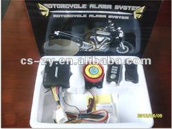 Remote Starter Function and DC 12V Voltage Motorcycle Security System