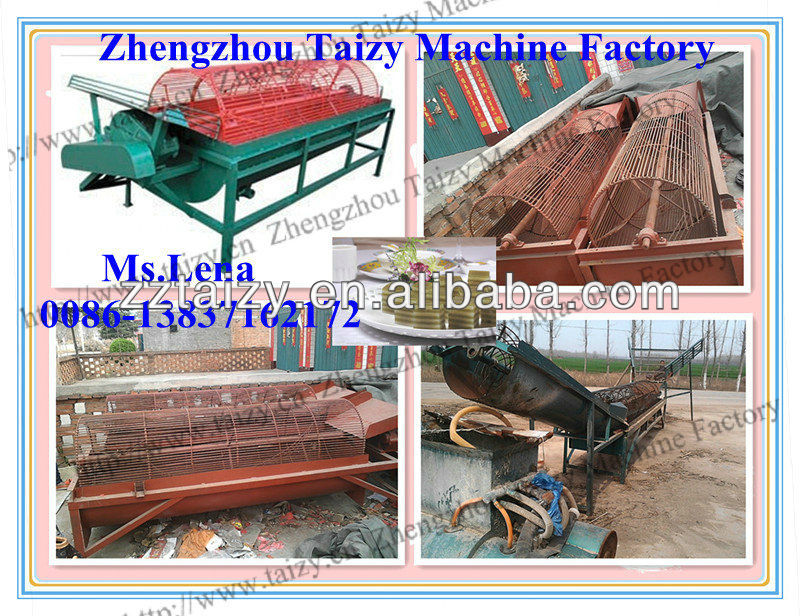 Saving manpower costs sweet potato processing machinery/extract equipment