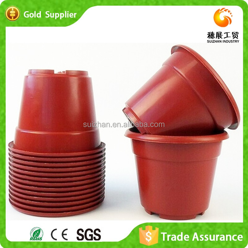 Wholesale Price Plastic Flower Pot Wholesale Plant Baskets