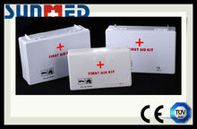 High Quality Plastic Car First aid kit