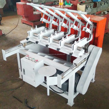 Round Rod Sawing machine/ Wooden rod multiple sawing machine