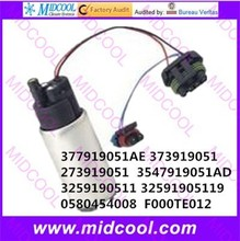 Electric Fuel Pump 377919051AE 0580454008 F000TE0120 fit for fiat VW