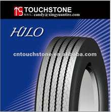HILO Brand Radial Truck Tire Factory , Pieces Truck Tires 315/80R22.5 385/65R22.5 11R22.5 12R22.5 295/80R22.5 Truck Tyres